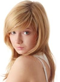 účes pro jemné vlasy